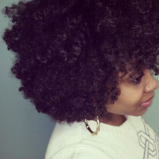 Fro love. We like it, we really do.