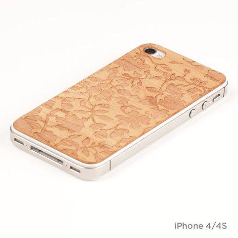 Fiorello iPhone cover in cherry