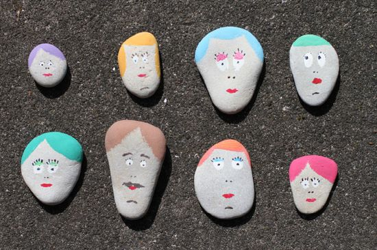 Roca Faces