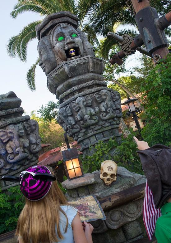 A Pirate's Adventure: Treasures of the Seven Seas Launches at Magic Kingdom Park: di.sn/t7M