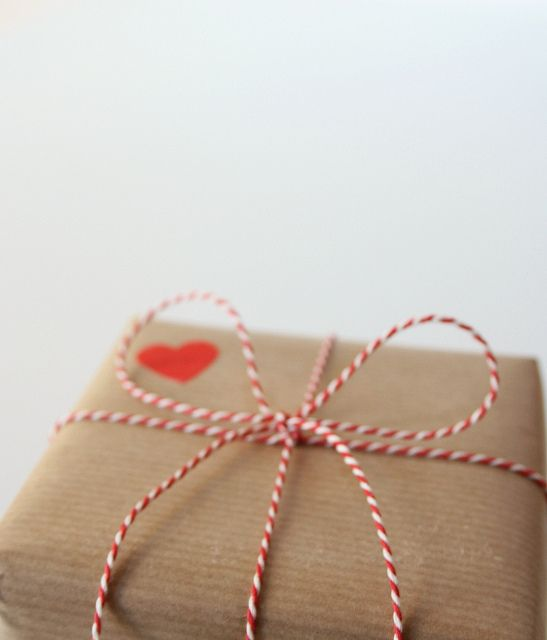 Cute wrapping