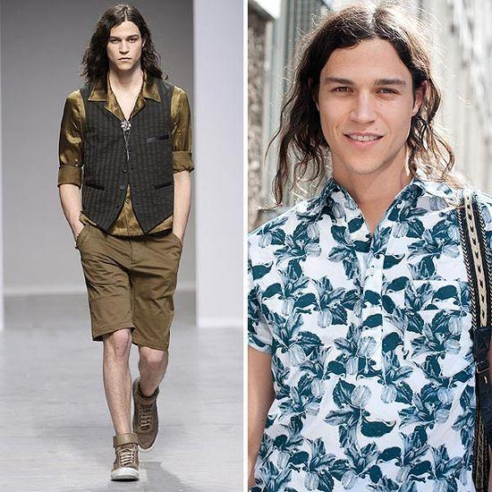 Miles McMillan, mejor modelo de 2013 según nuestros lectores #fashion #models