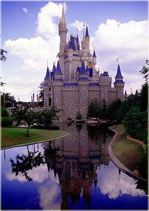 Disney World! im ready to go back home :)