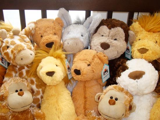 jellycat stuffed animals
