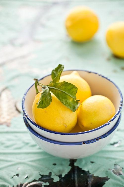 lemons...Meyer Lemon Creams and Meyer Lemon Macarons