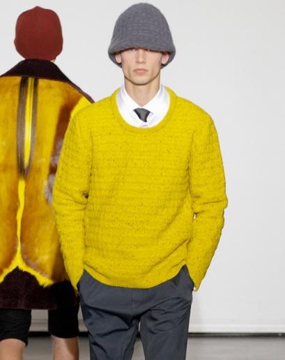 GQ Editors Picks from Paris Fall 2012- Men's Fashion Week: Fashion Shows: GQ