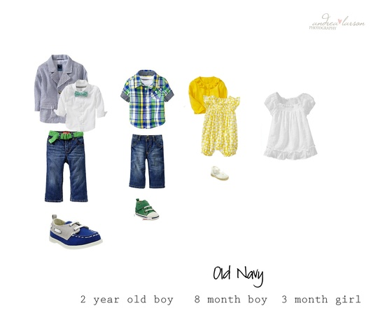 Spring Kids Outfits