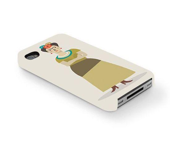 Frida Kahlo iPhone Case.