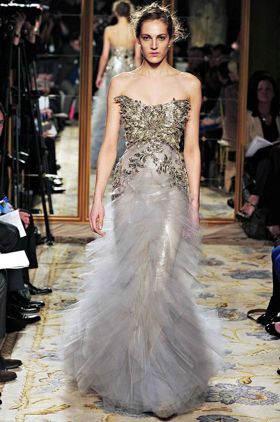 Marchesa's Fall 2012 Collection
