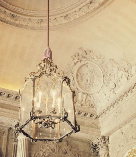 Paris chandelier
