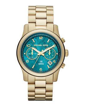 ?  Michael Kors Michael Kors Watch Hunger Stop Mid-Size 100 Series Watch