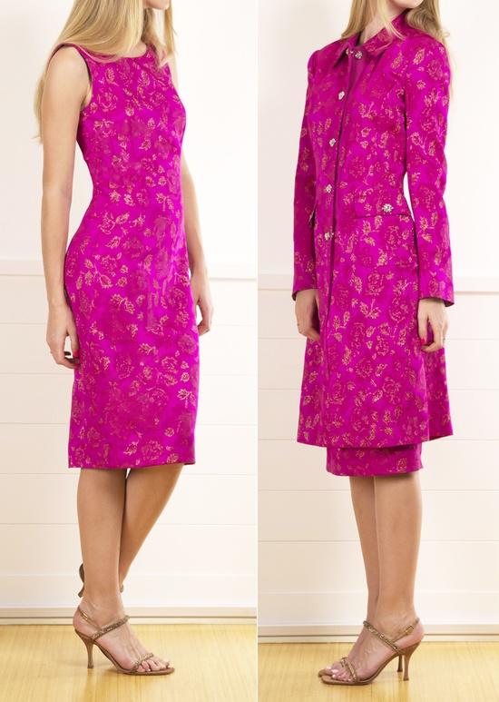 DOLCE & GABBANA DRESS @Michelle Coleman-HERS