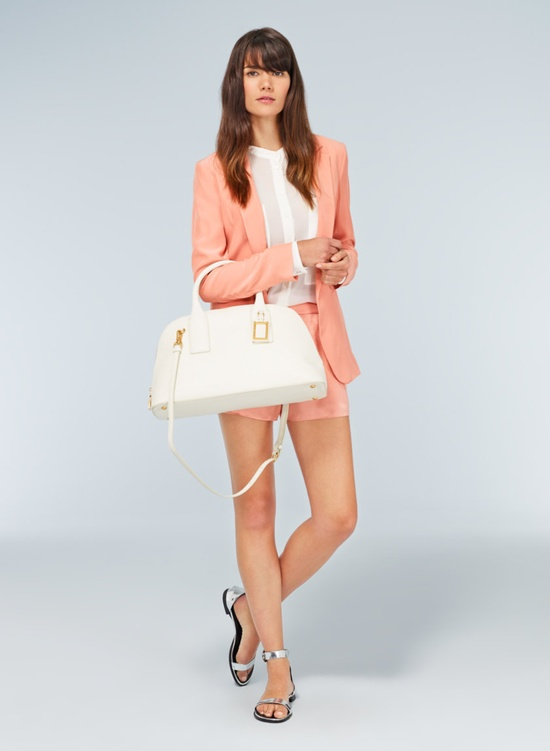 Marc by Marc Jacobs Show Off Satchel, now available at Aritzia.com.