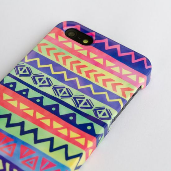 Aztec tribal Geometric iPhone 5 Case iPhone 4 case  by IsolateCase, $24.00