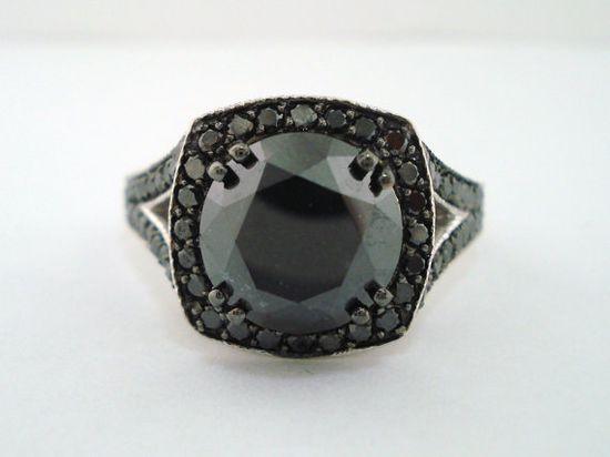 black diamonds!