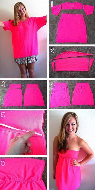 How to make a cute dress