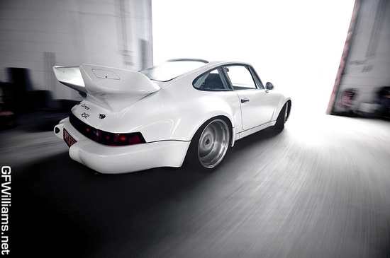 Porsche 964 RSR