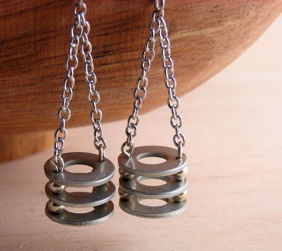 Washer jewelry