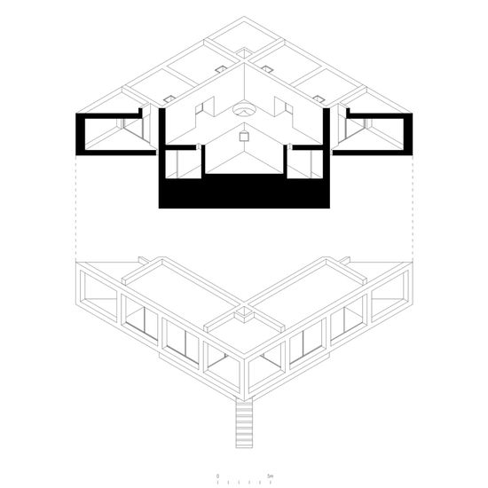 Solo House Casa Pezo / Pezo Von Ellrichshausen Architects