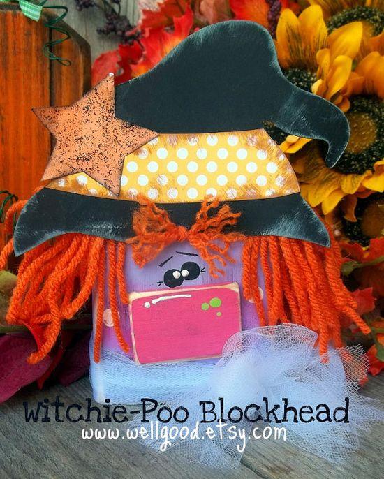 2x4 Witch