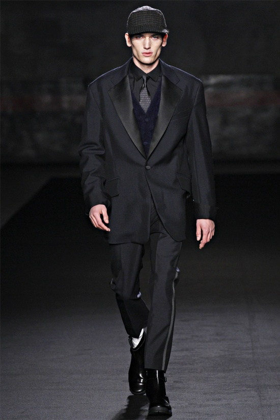 Acne - Men Fashion Fall Winter 2012-13 - Shows - Vogue.it