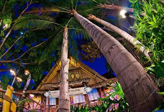 Enchanted Tiki Room  Walt Disney World, Florida USA Sleeping in Walt Disney World: holipal.com/hotels/