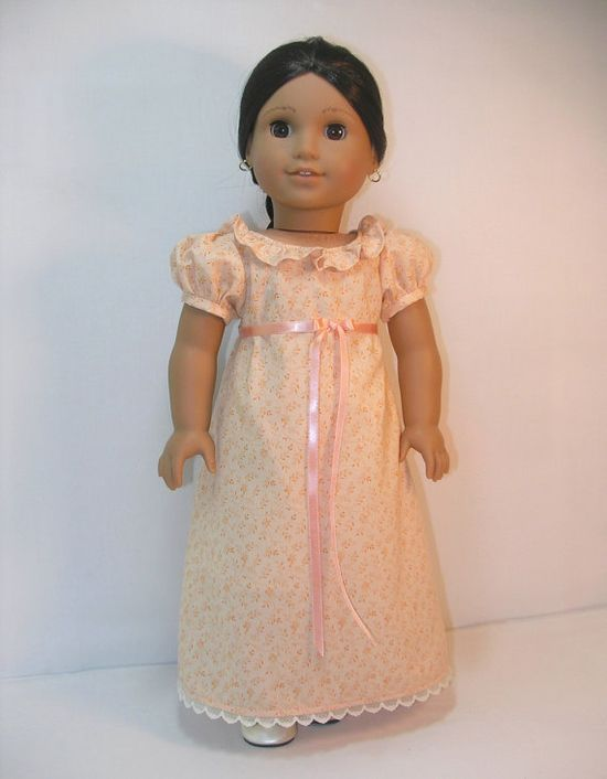 18241067  18 Inch American Girl Clothes Holiday by terristouch, $34.00
