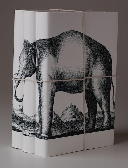 elephant book #cover book