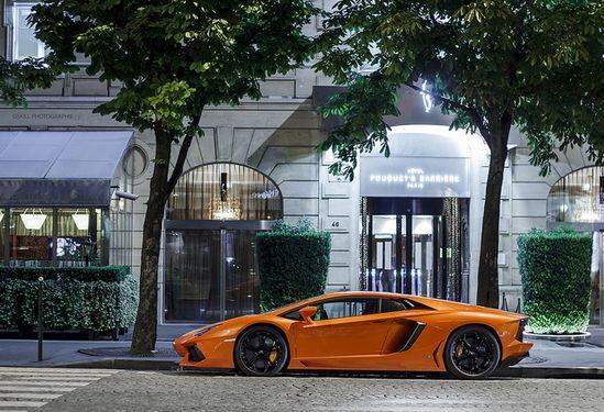 Lamborghini Aventador / phtoo by Gauvin Lapetoule