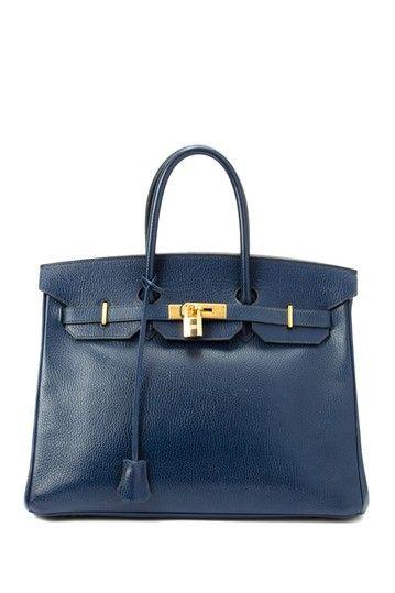 Hermes Leather Birkin 35 Handbag @HauteLook