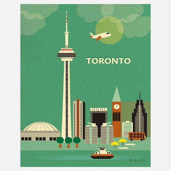 Fab.com | Toronto Print