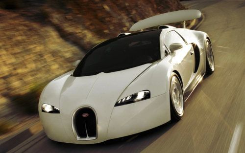 Fastest production car in the world.