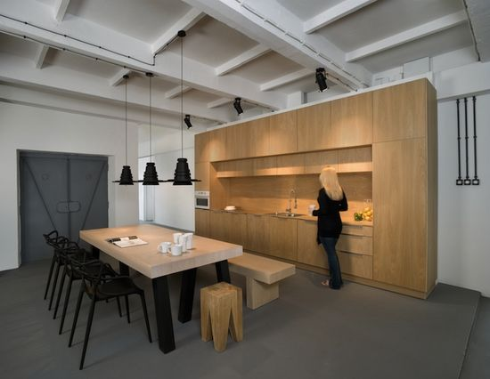 Pride and Glory Interactive's Sleek Krakow Offices