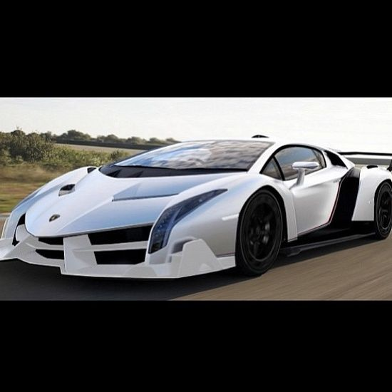 The Incredible lamborghini