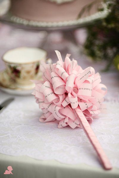 gorgeous ribbon fairy wands