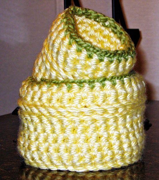 Crochet Nesting Bowls / Nesting Baskets  by HandmadeByAnnabelle