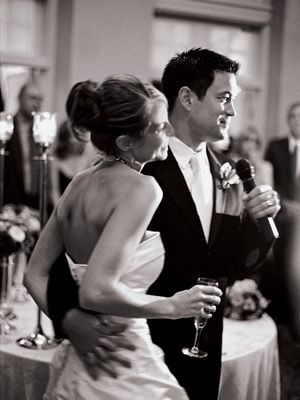 20 secrets to a fun wedding reception.