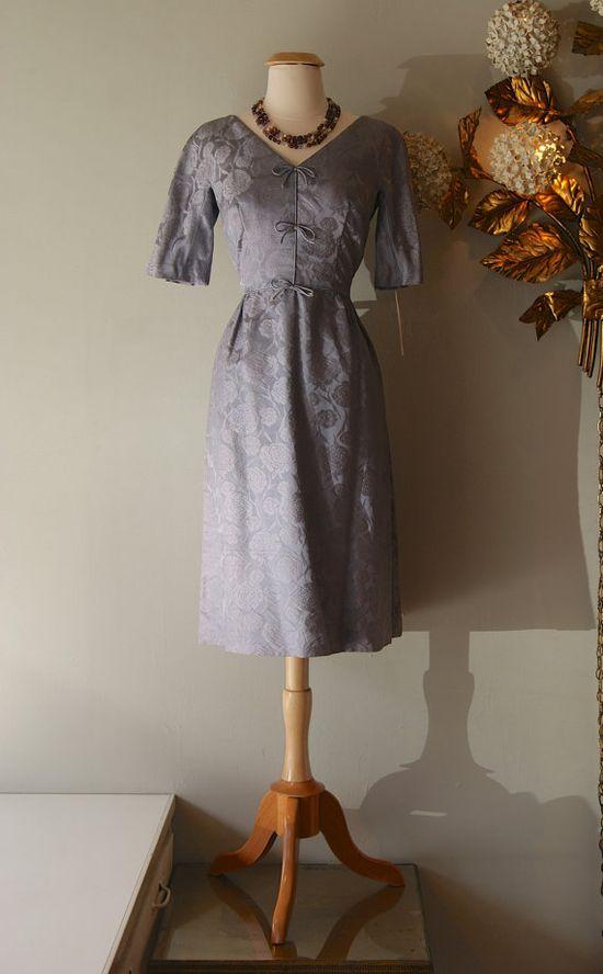 1960s Dress // Vintage 60s Dress // Vintage by xtabayvintage, $298.00