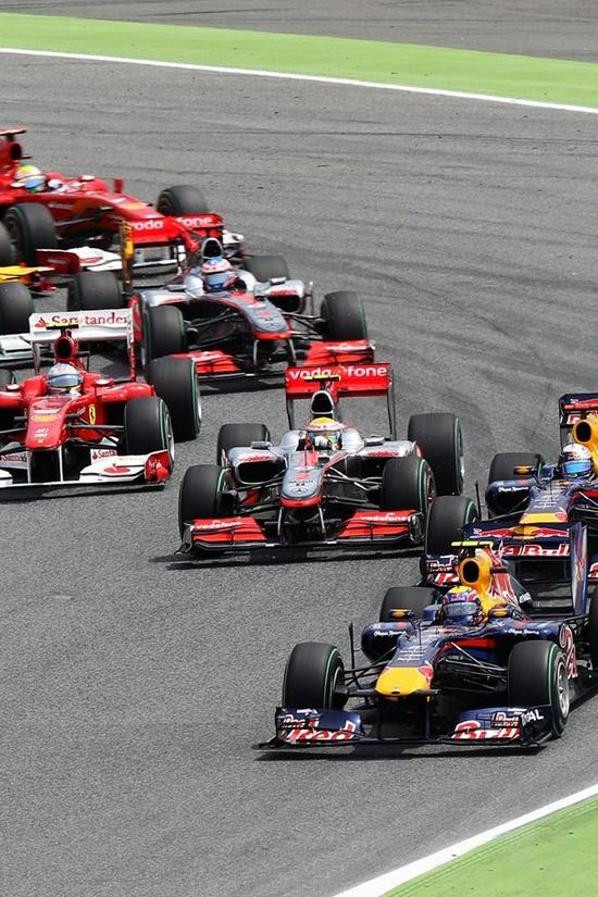 Sports Cars F1