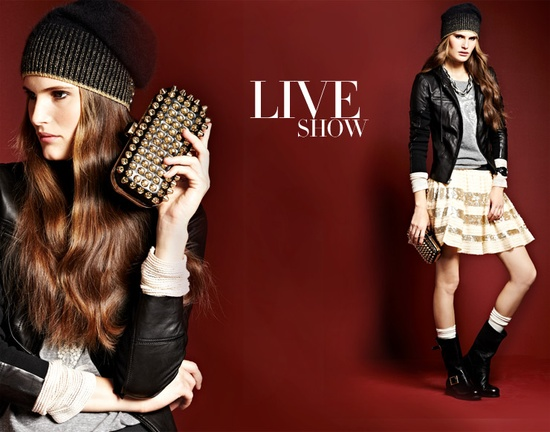 Live Show Party Style #NYE #Nordstrom