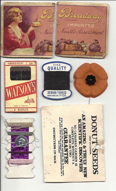 printable vintage sewing