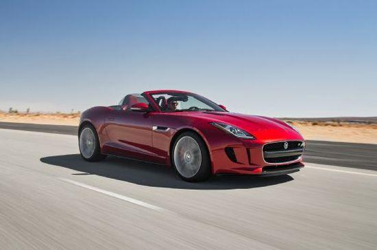 2014 Motor Trend Car of the Year Contender: Jaguar F-Type - Motor Trend WOT