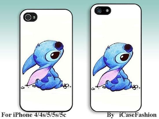 Stitch--iPhone5 Case, iPhone 4 case, iphone 4s case,iPhone 5C Case, iPhone5s Case, iPhone Case,  iphone cover,phone case