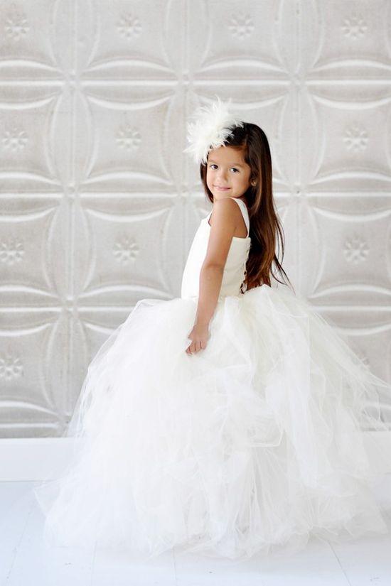 Flower Girl Wedding Dress  Ivory Flower GIrl by BambaroosBoutique, $225.00   Keywords: #flowergirl #flowergirldresses #weddings #weddingplanning #jevel #jevelwedding #jevelweddingplanning Follow Us: www.jevelweddingp... www.facebook.com/... www.pinterest.com... www.linkedin.com/... www.twitter.com/... plus.google.com/...