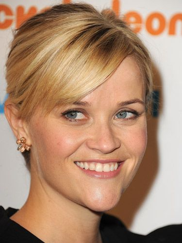 Hot celebrity hairstyles for every hair type: Reese Witherspoon