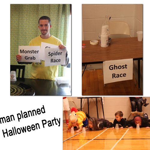 easy, low planning and prep, way to Throw a Church Halloween Party