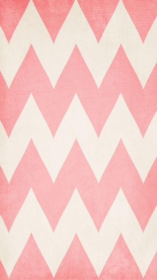 CocoPPa pink,white pattern (wallpaper)
