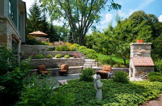 best home garden design ideas image