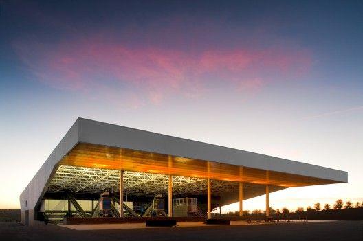 Marmelo Mill oil factory in Ferreira do Alentejo, Portugal by Ricardo Bak Gordon