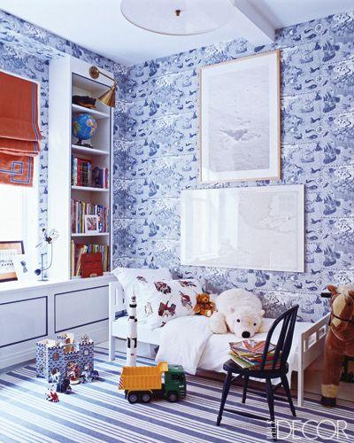 Toddler Boy's Room